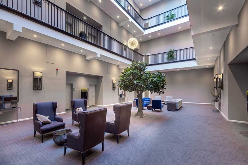The Atrium, Broomhill